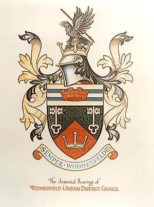 Wednesfield Coat of Arms